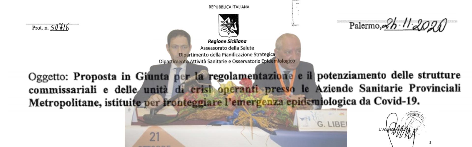 Caso Razza-La Rocca: facciano i nomi dei primari infedeli o vadano a casa loro