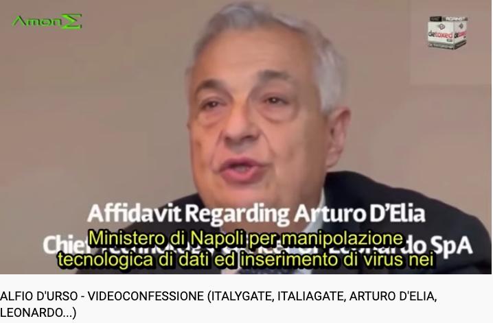 """Ma che ci fa il super consulente SAC avv. Alfio D'Urso nell""""Affaire Trump""""?"""