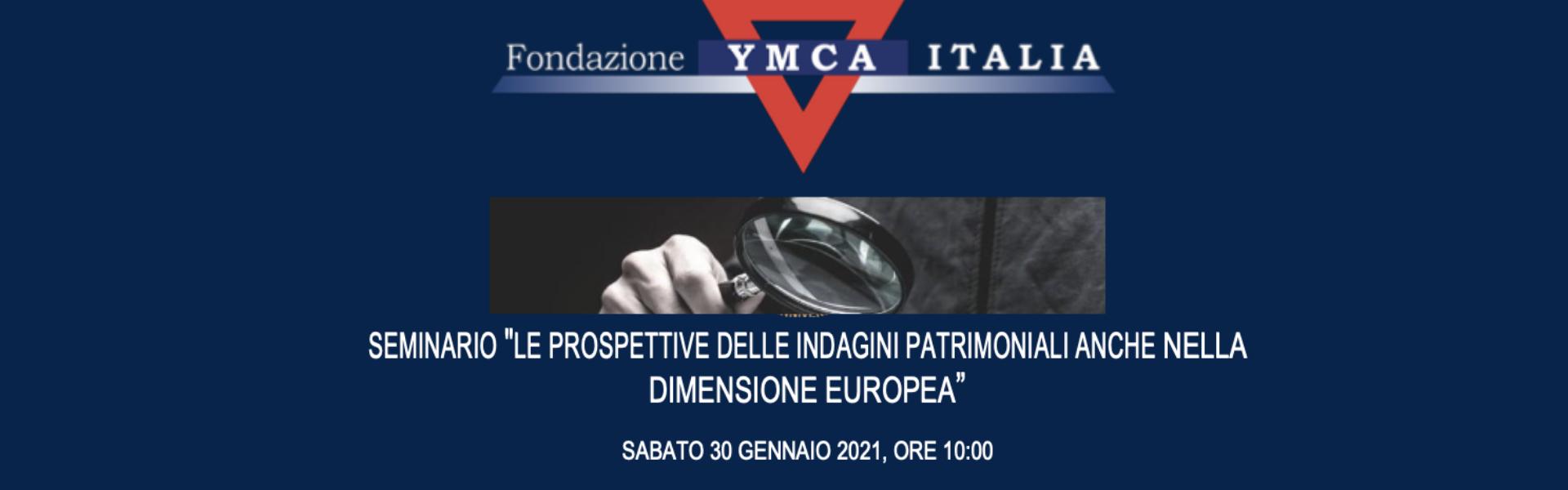 """Sabato alle 10 in diretta seminario YMCA: """"Prevenzione e lotta alla criminalità ambientale"""""""