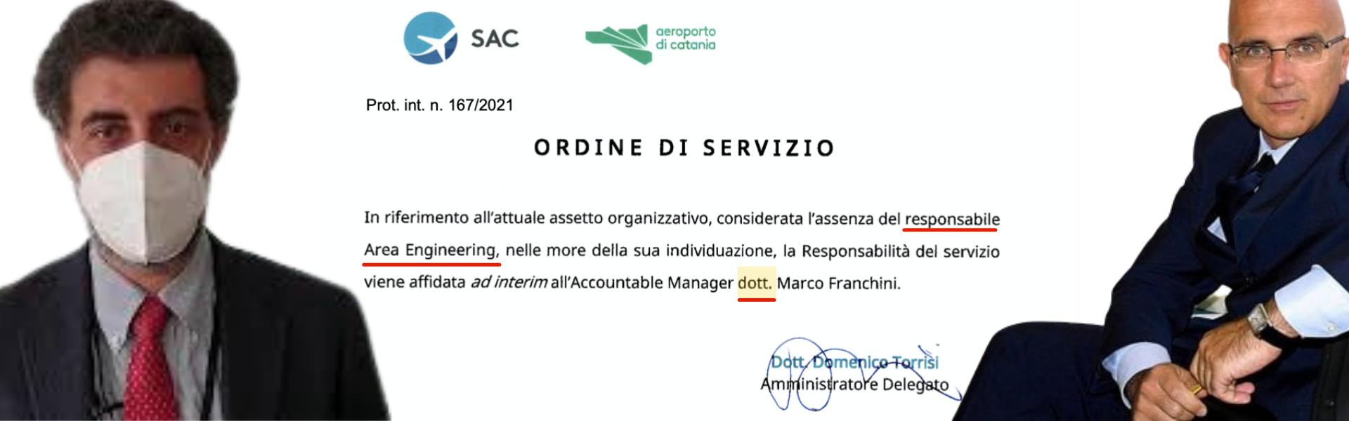 SAC Aeroporto Catania: nuovo debito di ben 25 milioni, dovrà restituire almeno 350 mila euro al mese...
