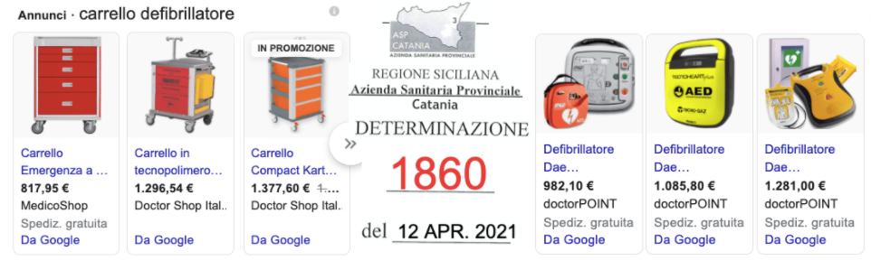 Maxi sequestro di mascherine: caccia anche nelle aziende sanitarie della Sicilia