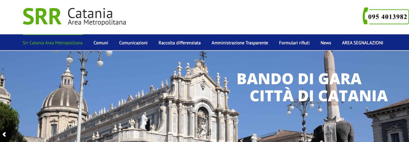 Rifiuti: il bizzarro appalto di Catania da 335 milioni è già in tribunale