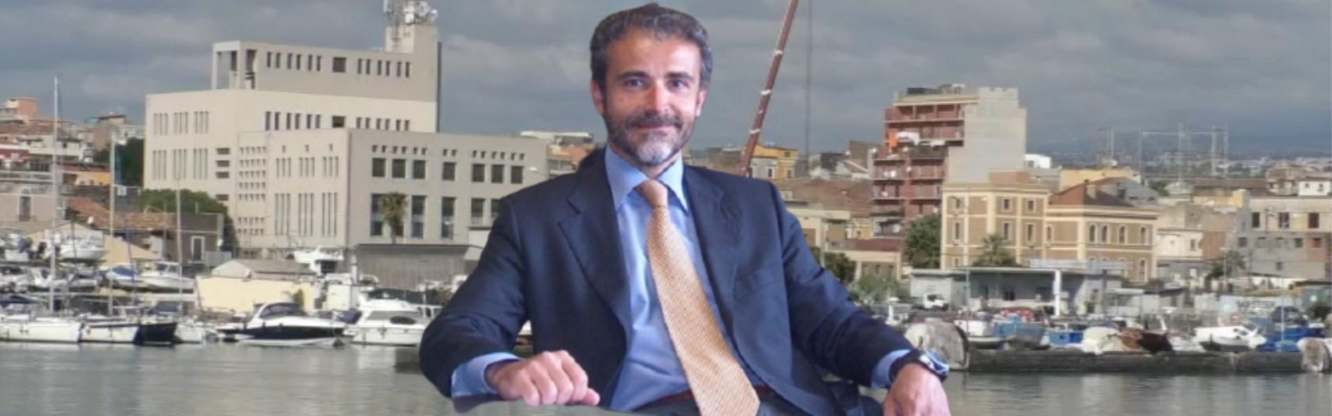 """L'incredibile """"Porto di Catania"""" tra indecenza e potenzialità: intervista al Commissario Alberto Chiovelli"""