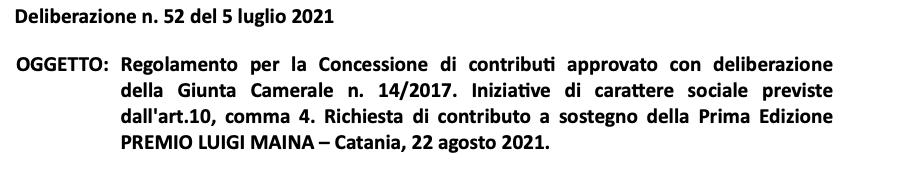 Camera di Commercio del Sud Est cancellata: commissario entro 30 giorni