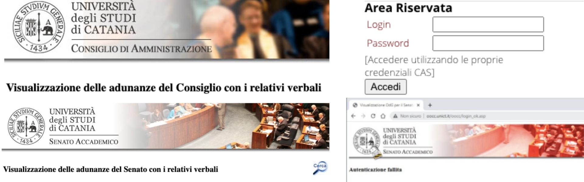 """UNICT e il caso """"degli 856 mila euro pagati due volte"""": arriva una condanna a 342 mila euro, tre """"graziati"""" ed una """"vittima"""""""
