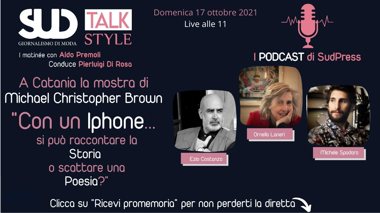 """SudStyle Talk in diretta alle 10: """"In Sicilia brucia tutto, MALEDETTI! E SIAMO SEMPRE NELLE MANI DI NESSUNO?!"""""""