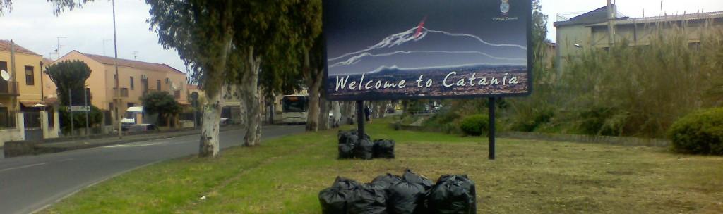 Catania in marcia per l'ambiente. Ma il Comune?