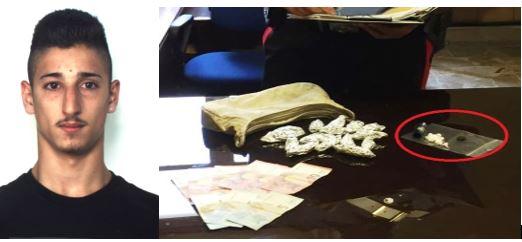 Sgominata piazza di spaccio da 11.000 euro al giorno: tra gli arrestati anche minorenni