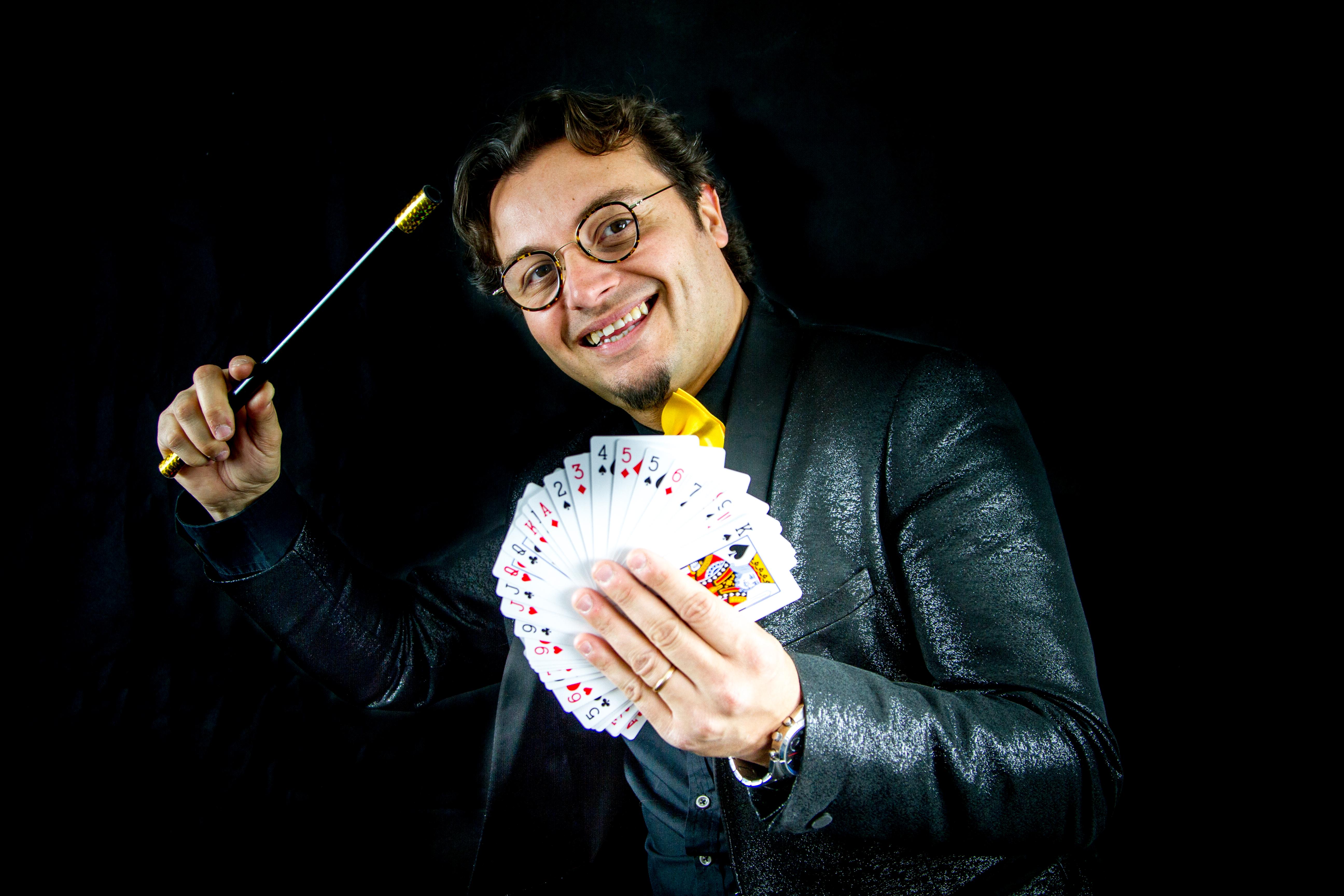 Catania magica, dal 31 agosto oltre 30 illusionisti al Sicily Magic Fest