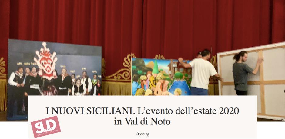 SudStyle: tanta bella gente al vernissage della mostra di Filippo La Vaccara a Casa Bramante