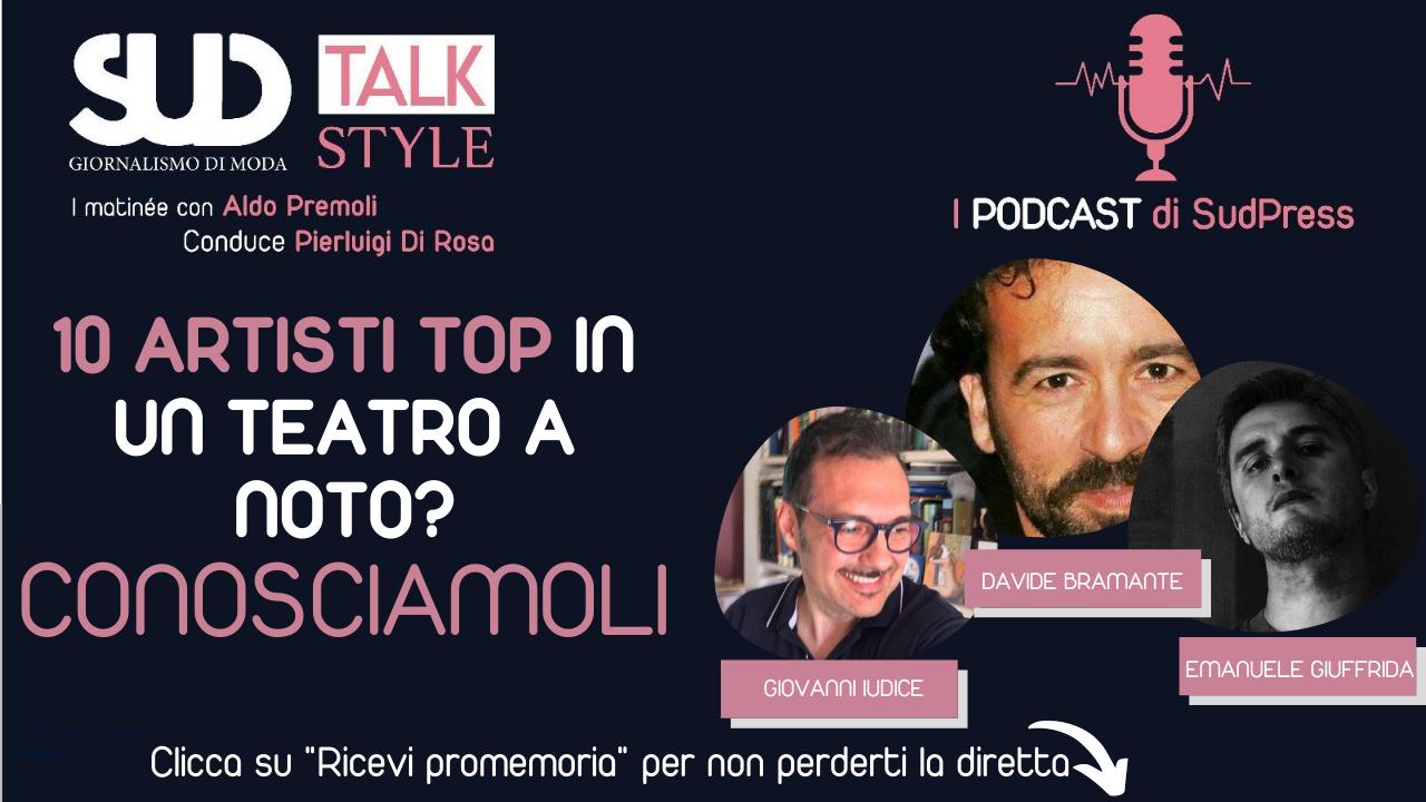 "SudStyle Talk alle 11 live: ""Che succede a Lampedusa?"""