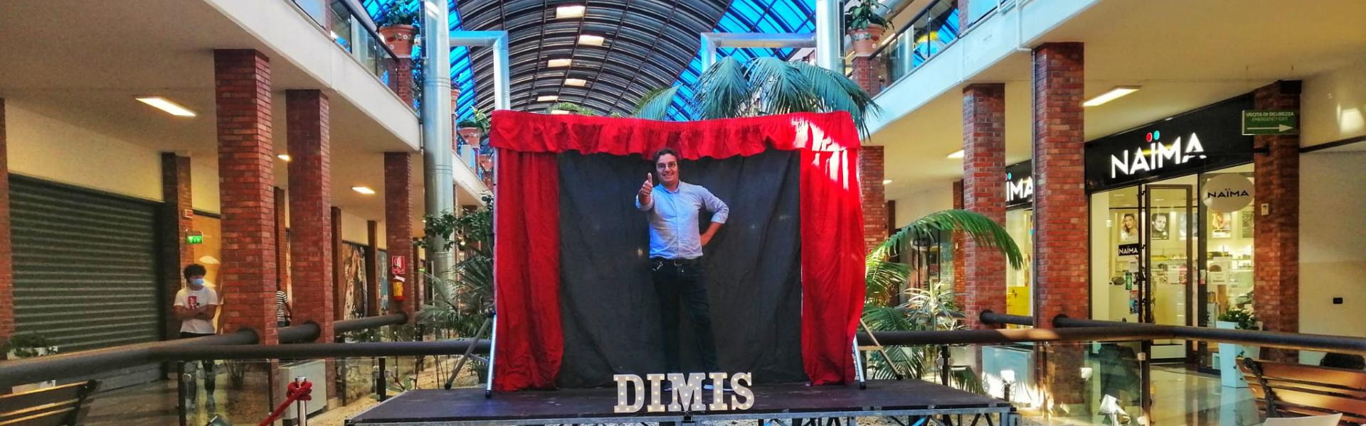 """I Portali diventa Teatro con il Mago Dimis: """"Avvicinerò il grande pubblico all'illusionismo"""""""