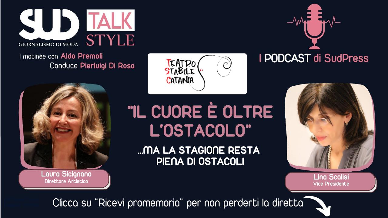 SudStyle Talk: alle 11 live il grande Cinema di Frontiera
