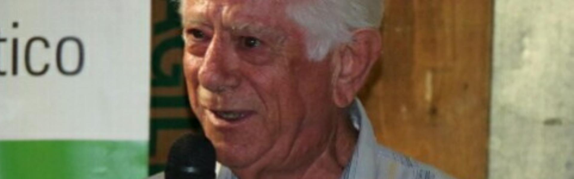 Si è spento Eugenio Fortunato, storico esponente della Sinistra sangregorese