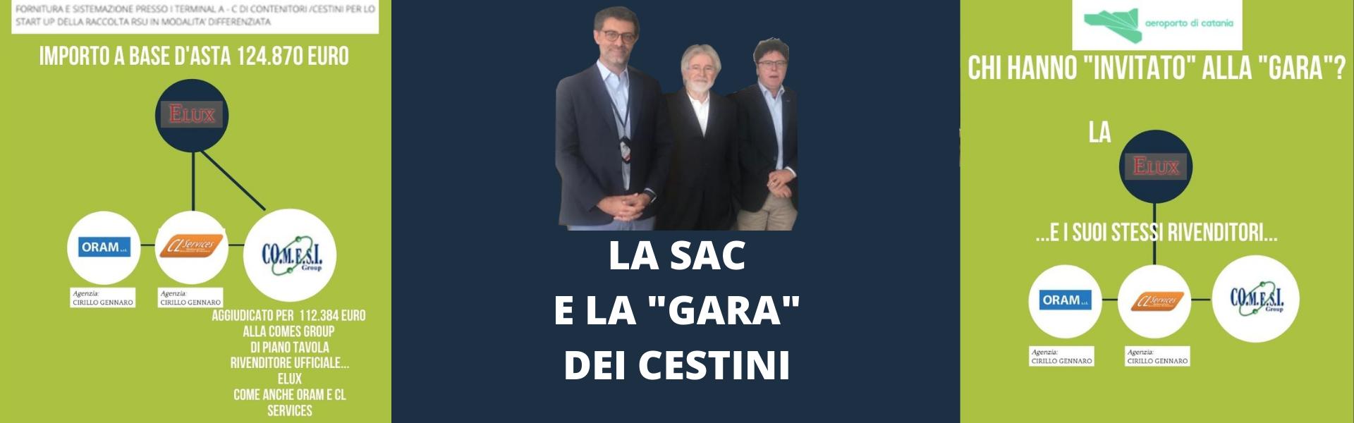 """SAC-AEROPORTO DI CATANIA: il manager dello """"strano bando"""" di Torrisi è stato rinviato a giudizio"""