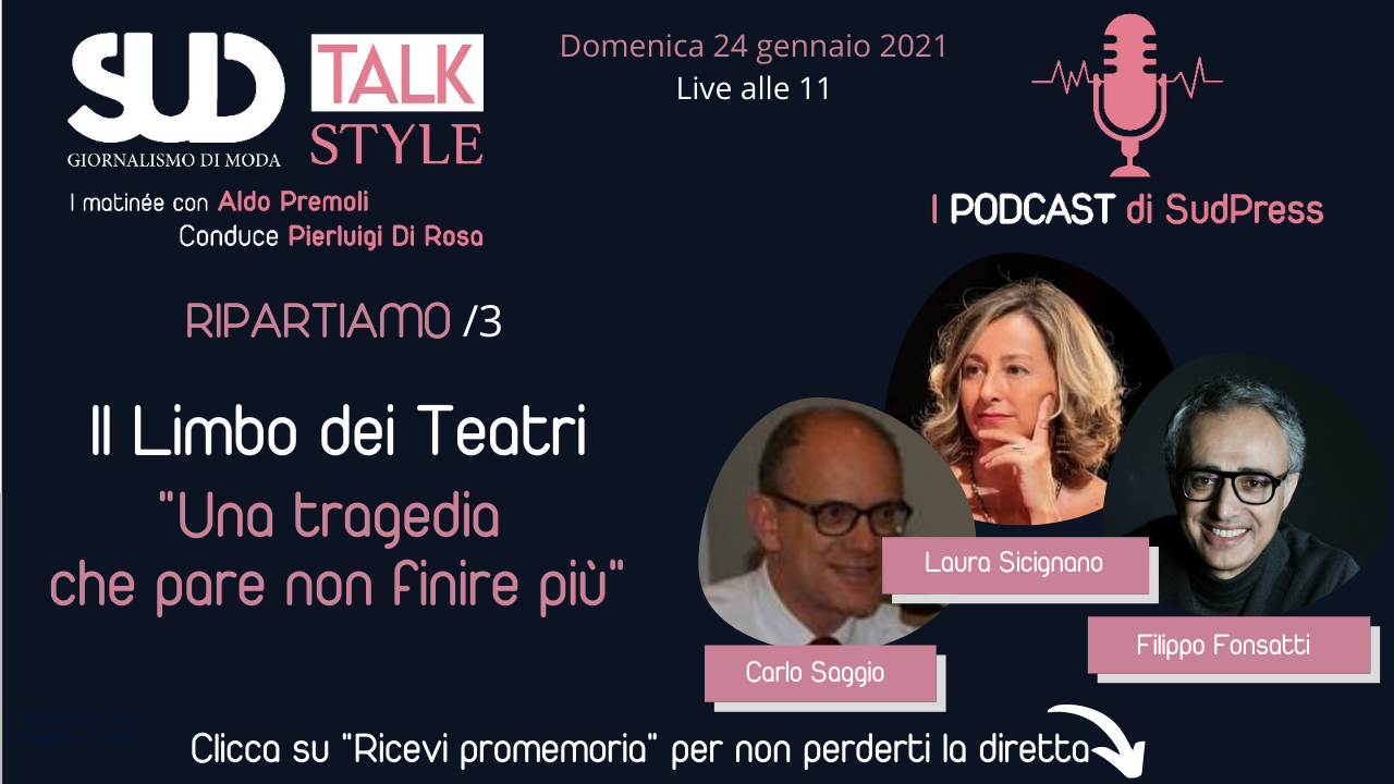 SudStyle Talk alle 11 live: