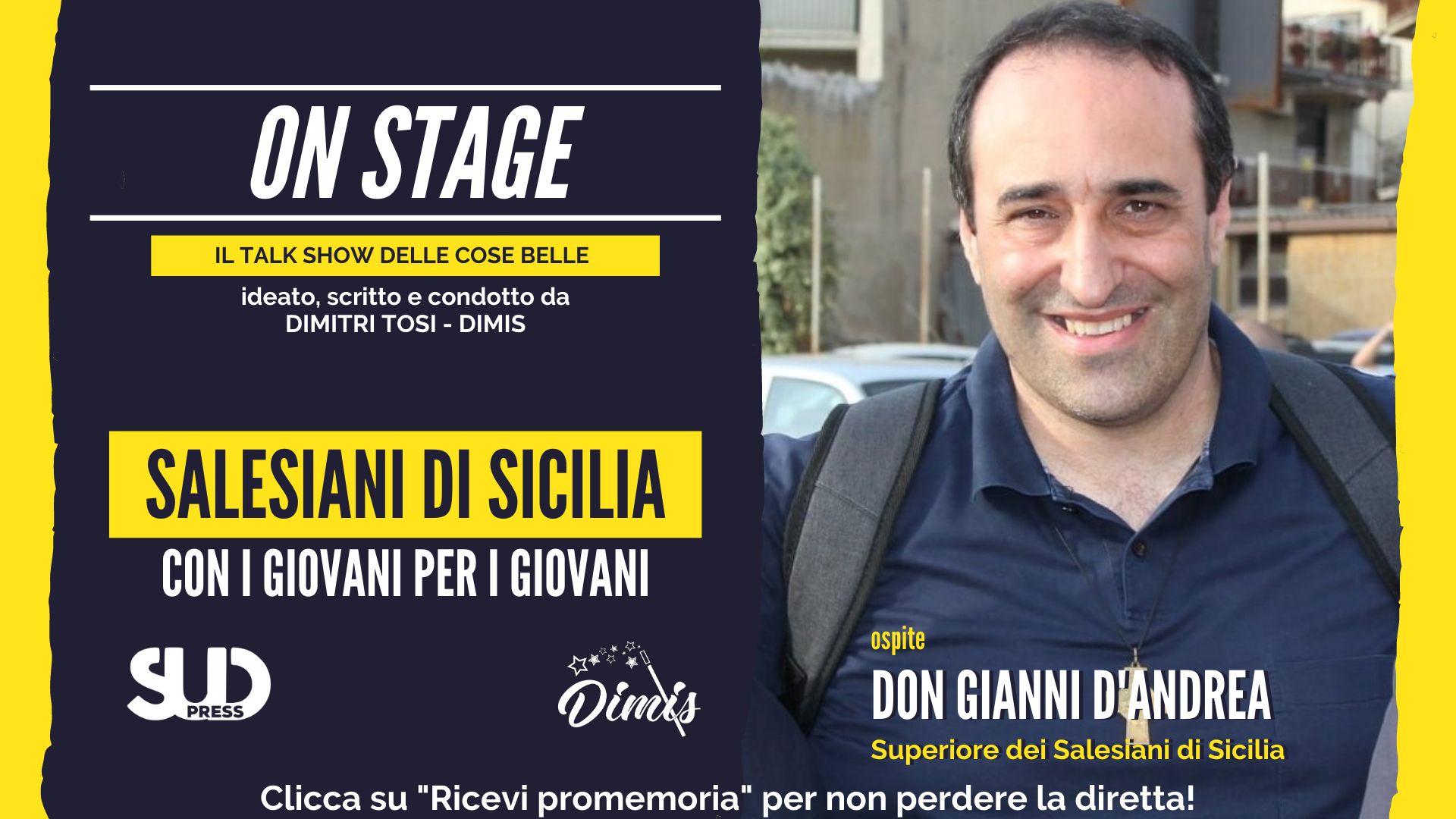 On Stage torna live oggi alle 18:00